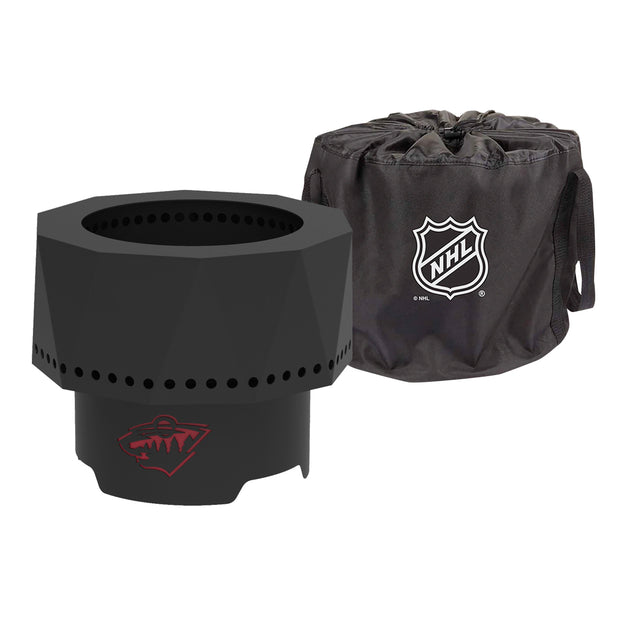 Minnesota Wild Portable Fire Pit