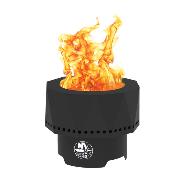New York Islanders Portable Fire Pit