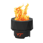 Virginia Tech Hokies Portable Fire Pit