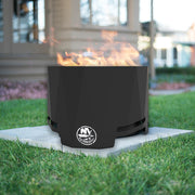 New York Islanders Patio Fire Pit