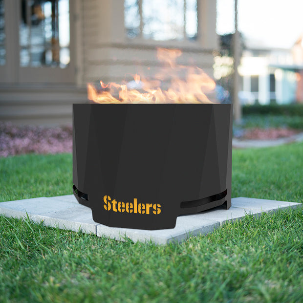Pittsburgh Steelers Patio Fire Pit
