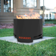Nebraska Cornhuskers Patio Fire Pit