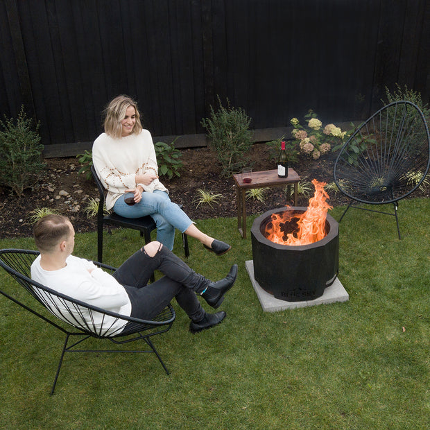 The Peak Patio Fire Pit - Blue Sky Outdoor Living on The Peak Patio Fire Pit id=45398