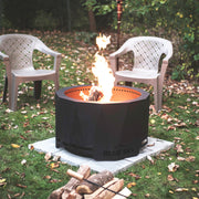 The Mammoth Patio Fire Pit