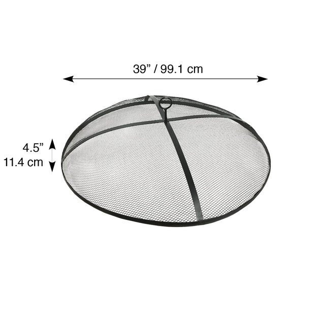 39 in. Round Spark Screen