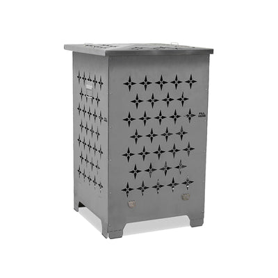 Stainless Steel Burn Cage