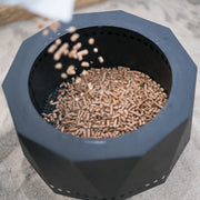 Blue Sky Outdoor Living Portable Pellet Fire Pit