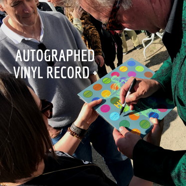 HEY MUSE! Autographed Vinyl Record + CD + Digital Download