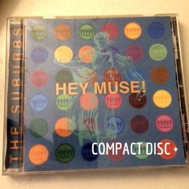 HEY MUSE! CD + Digital Download