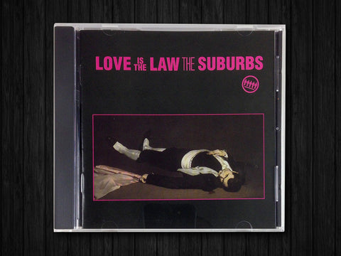 Love Is The Law CD