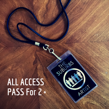 HEY MUSE! All Access Pass For 2