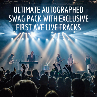HEY MUSE! Ultimate Autographed Swag Pack With Exclusive First Ave Live Tracks