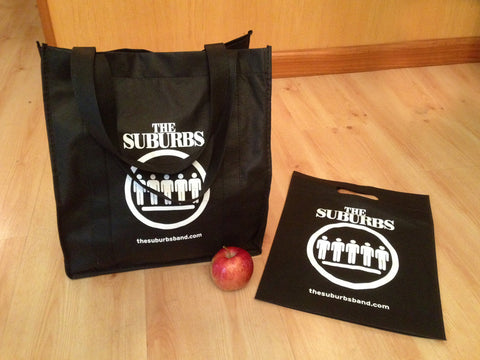 Burbs Tote Bag Set