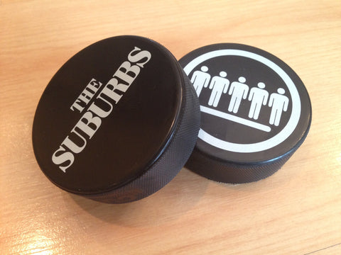 Suburbs Hockey Puck