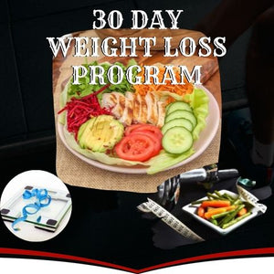 30 Day Weight Loss Program | Harnesso.com
