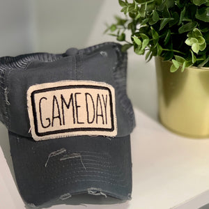 GAME DAY HAT