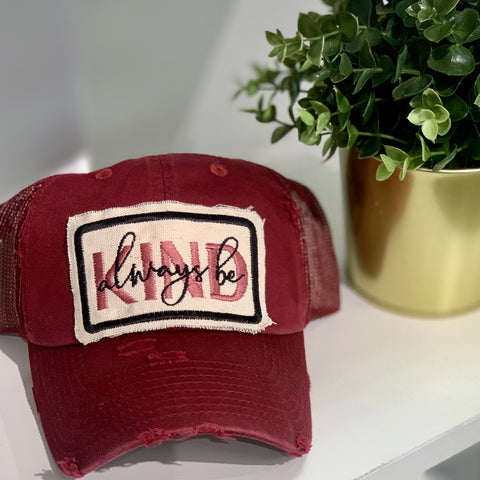 ALWAYS BE KIND HAT
