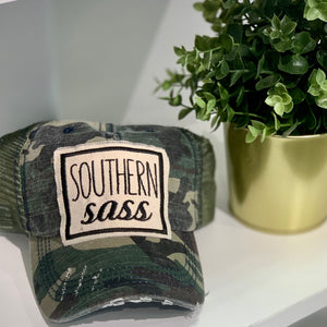 SOUTHERN SASS HAT