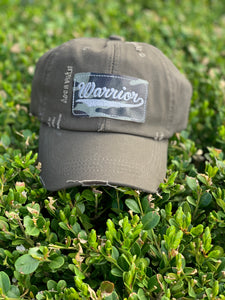 CAMO WARRIOR HAT