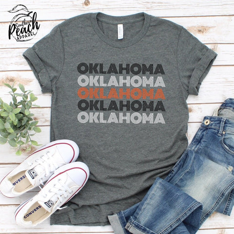 OKLAHOMA ORANGE