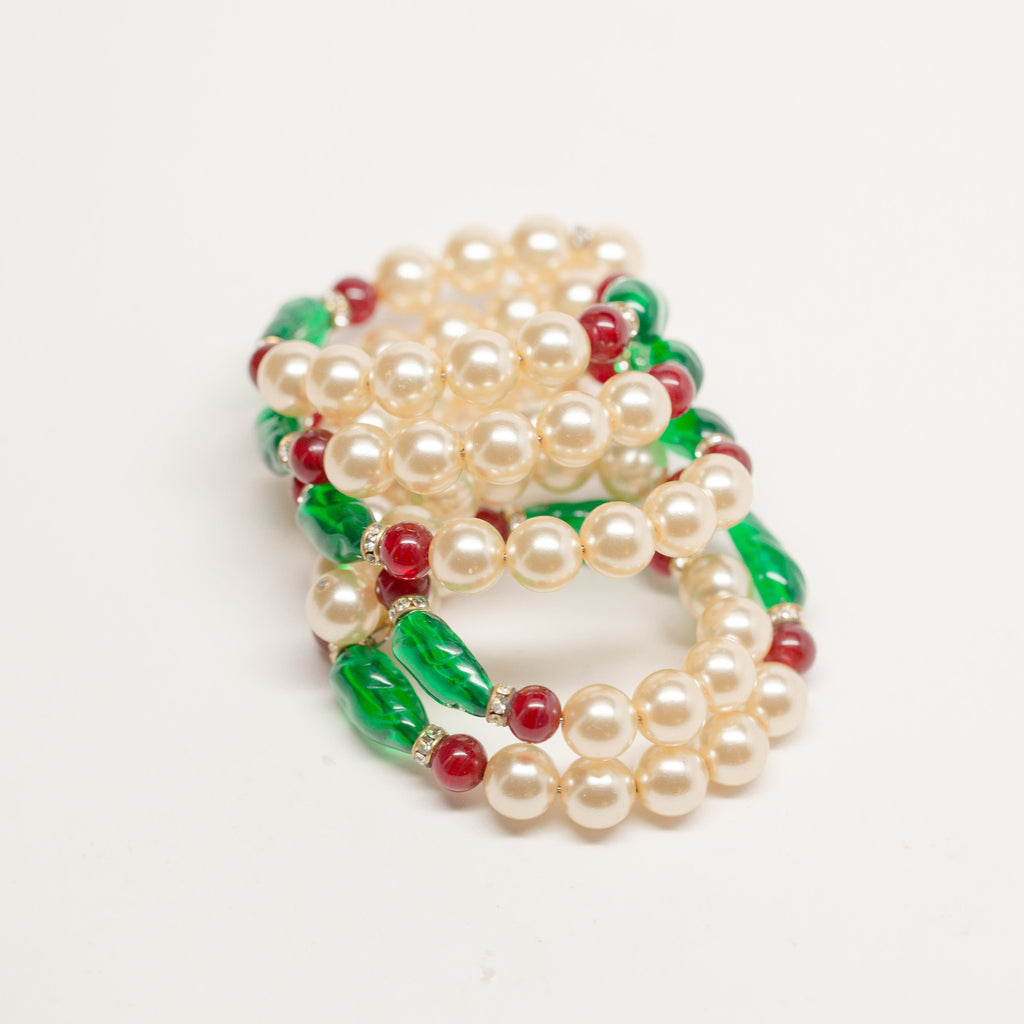 Kenneth Jay Lane Wrap Bracelet