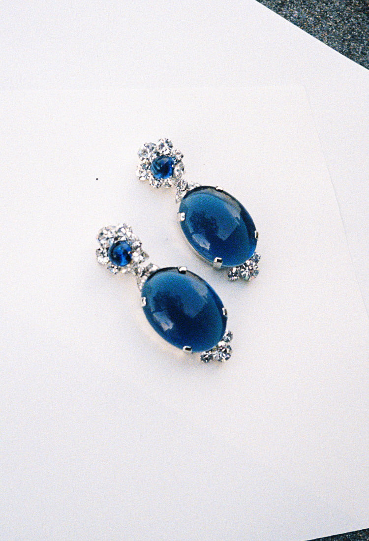 Robert Sorrell Large Earrings