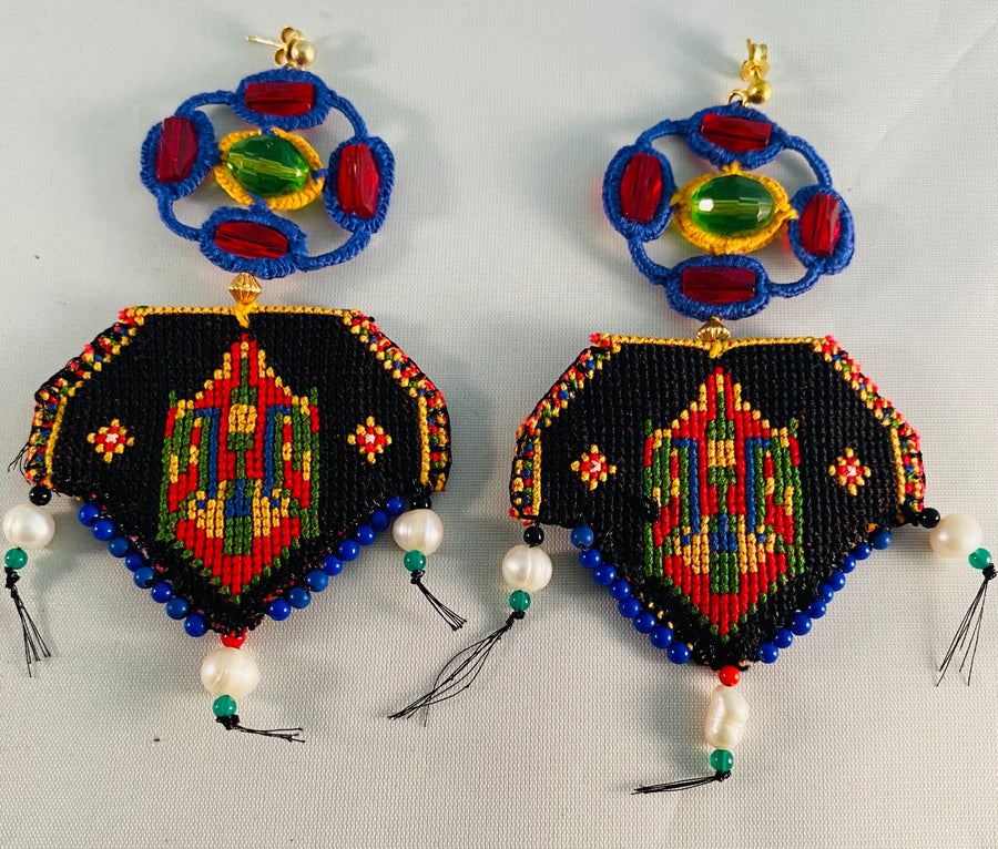 Greek Earrings