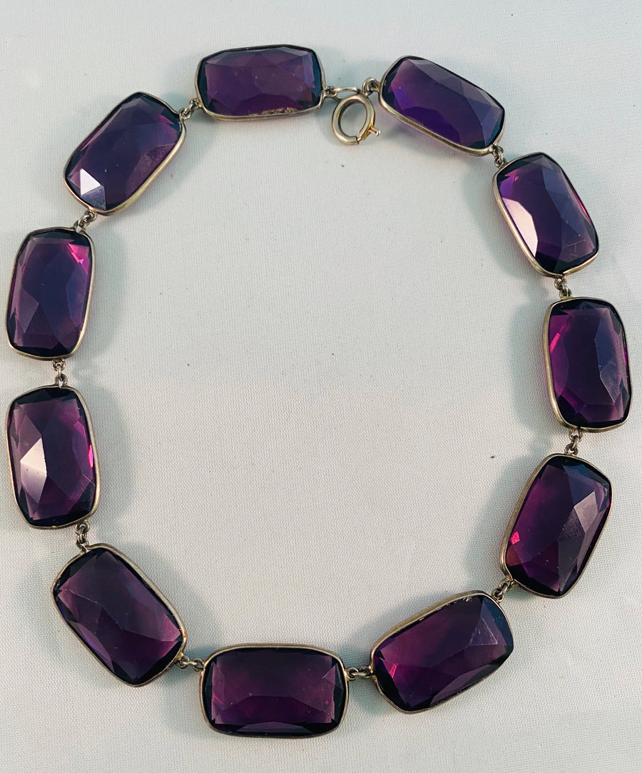 Riviere Style Necklace