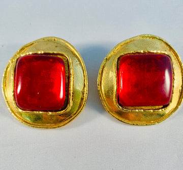 Emanuel Ungaro Earrings