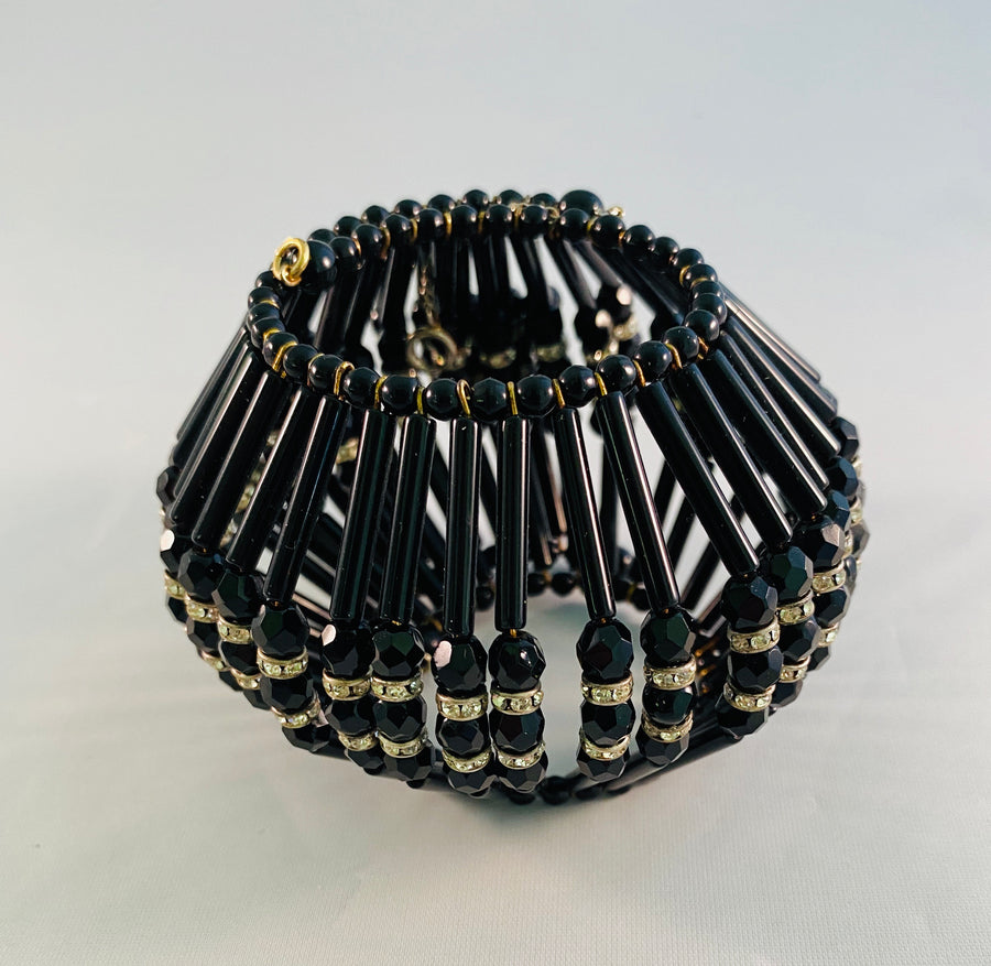 William de Lillo wrap bracelet