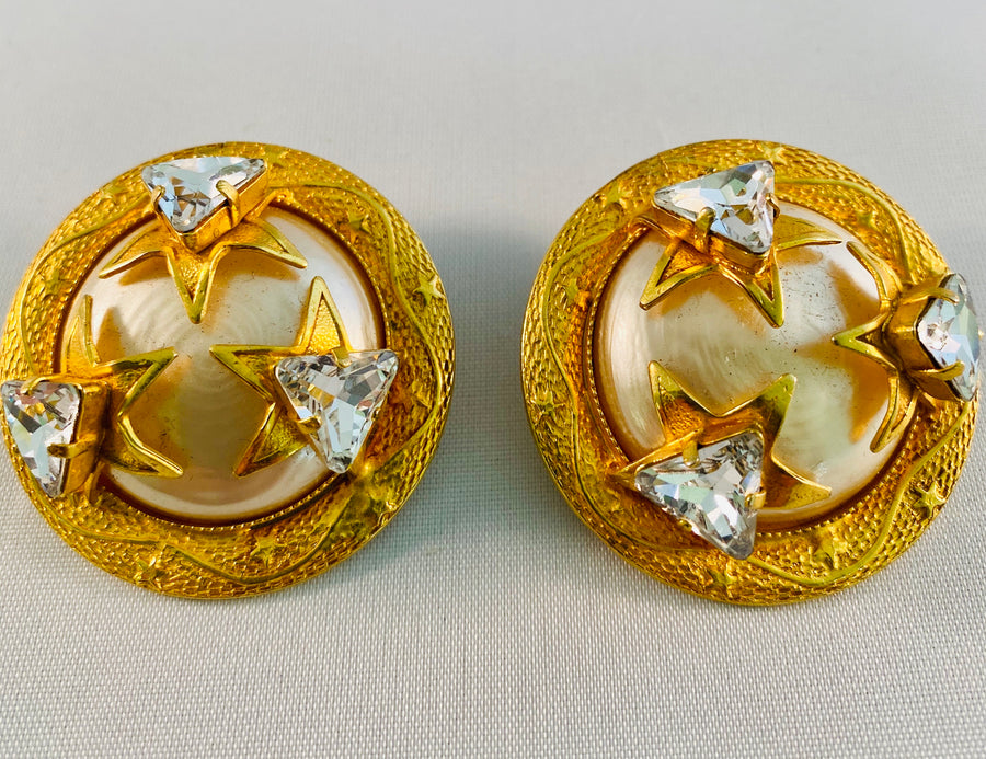 Philippe Ferrandis earrings