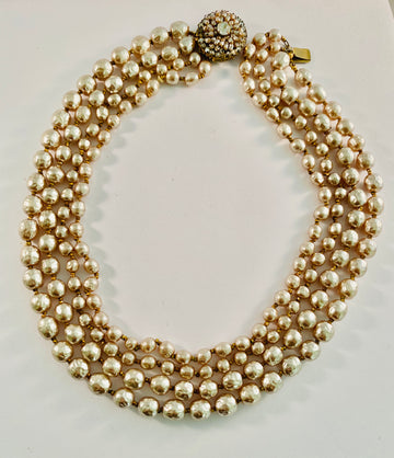 Miriam Haskell Necklace