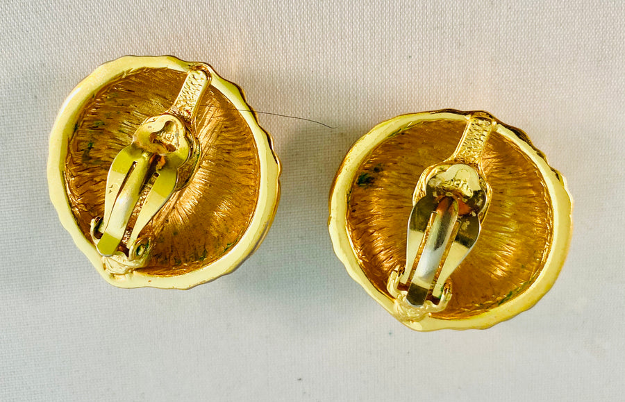 Jean-Louis Scherrer Earrings