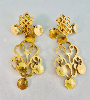Frederick Mosell Earrings