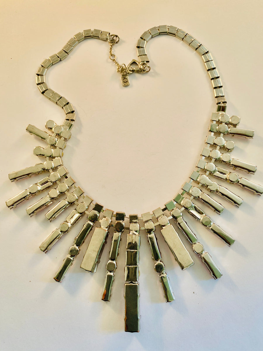 1950's Rhinestone Necklace
