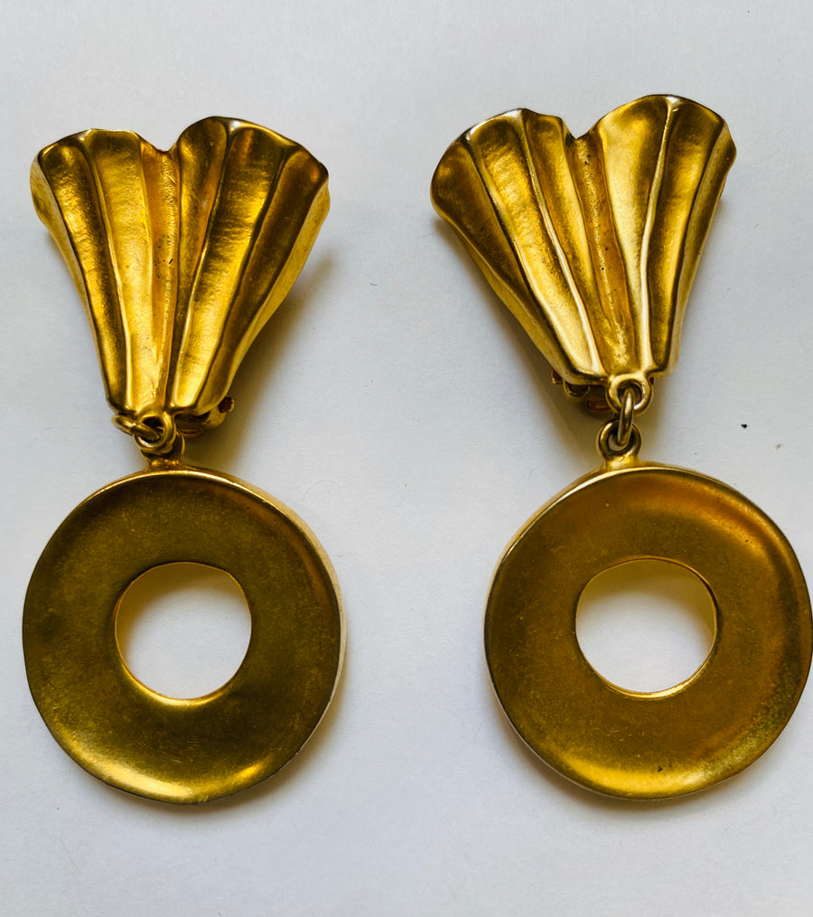 Robert Lee Morris Earrings