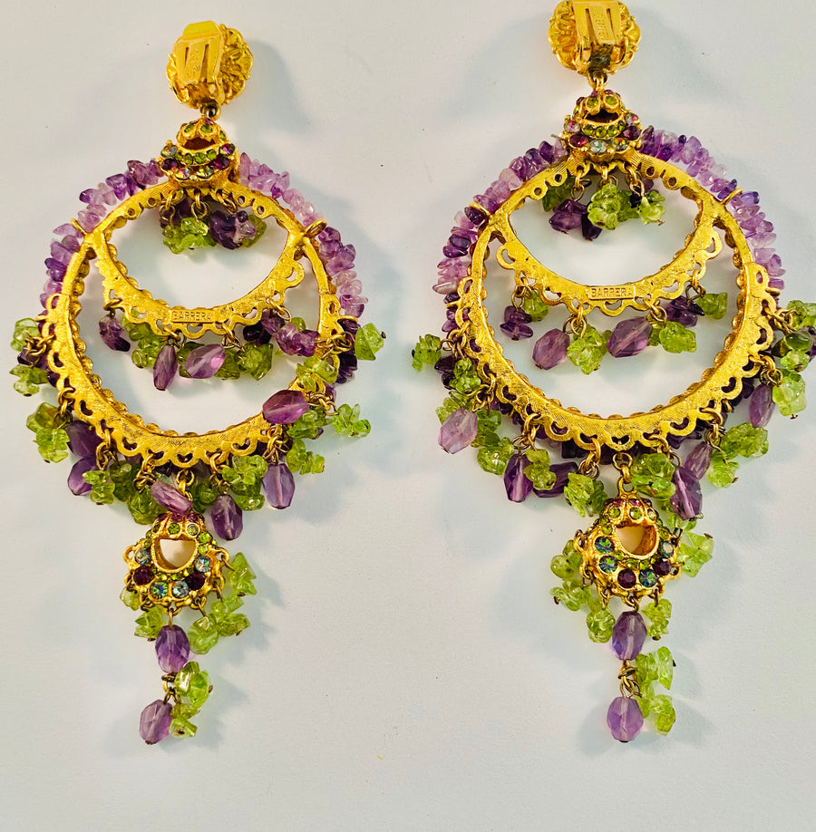 Barrera Earrings