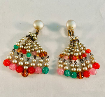 French Earrings