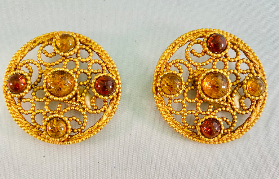 Dominique Aurientis Earrings