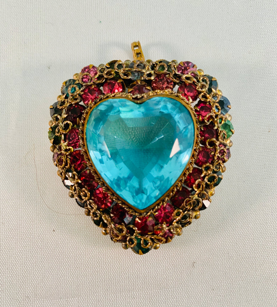 Robert Original Heart Pendant