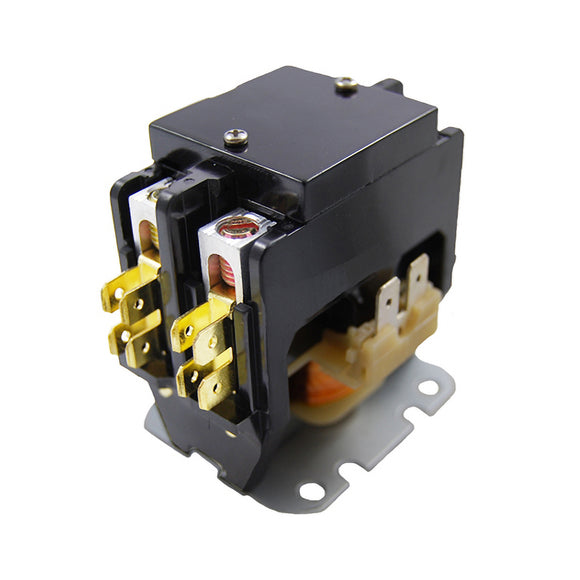 CONTACTOR 2 POLE 40 AMPS 208/240 COIL VOLTAGE