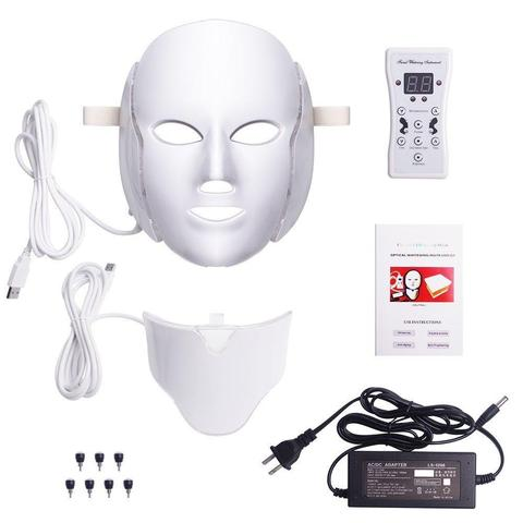 Head - PerfectSkin™ Anti-Aging, Anti-Acne Professional LED Face Mask LED Light Therapy With Amazing Anti Wrinkle Properties