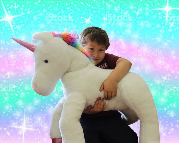 stuffed unicorn toys