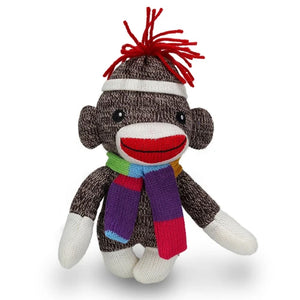 "Fall Winter Sockie 6"" plush"