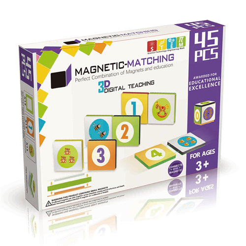Magnetic Matching - Digital Teaching