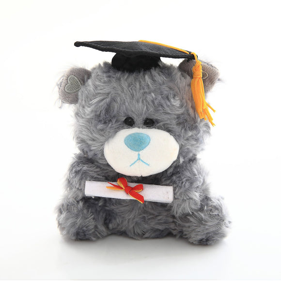Graduation QBbeba Bear – Gray 6