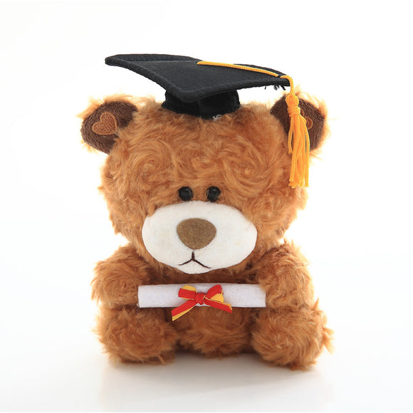 Graduation QBeba Bear – Brown 6