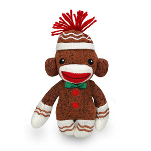 Gingerbread Sockie 6""