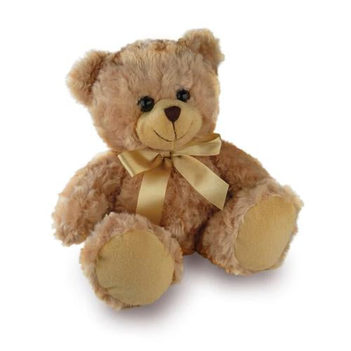 Classic Sitting Teddy Bear<br>6 Assorted Color, 3 sizes