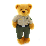 Los Angeles Sheriff Bear 6""